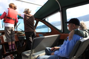 Boat tours Wells Gray Park