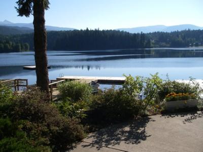 Dutch Lake Resort View