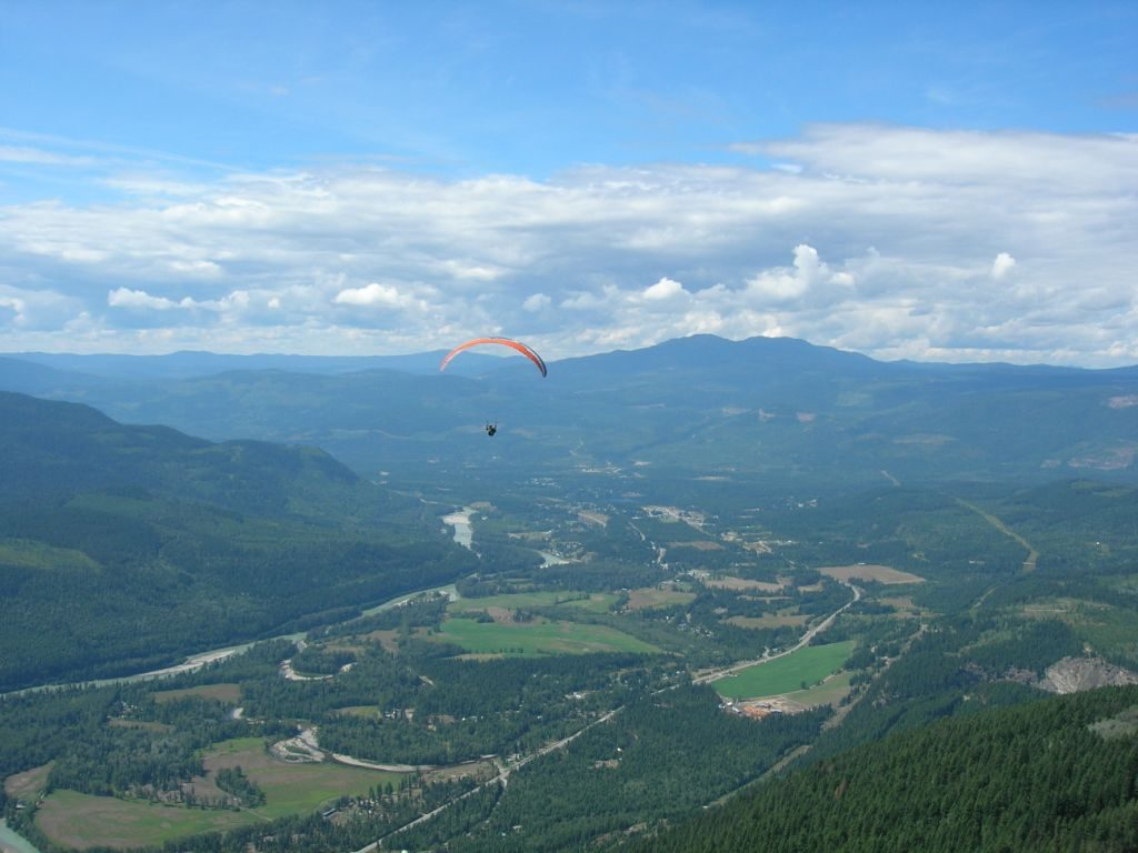 Wells Gray Park Information Centre – X Sky Paragliding